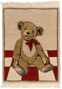 Teddy Bear Armenian Rug