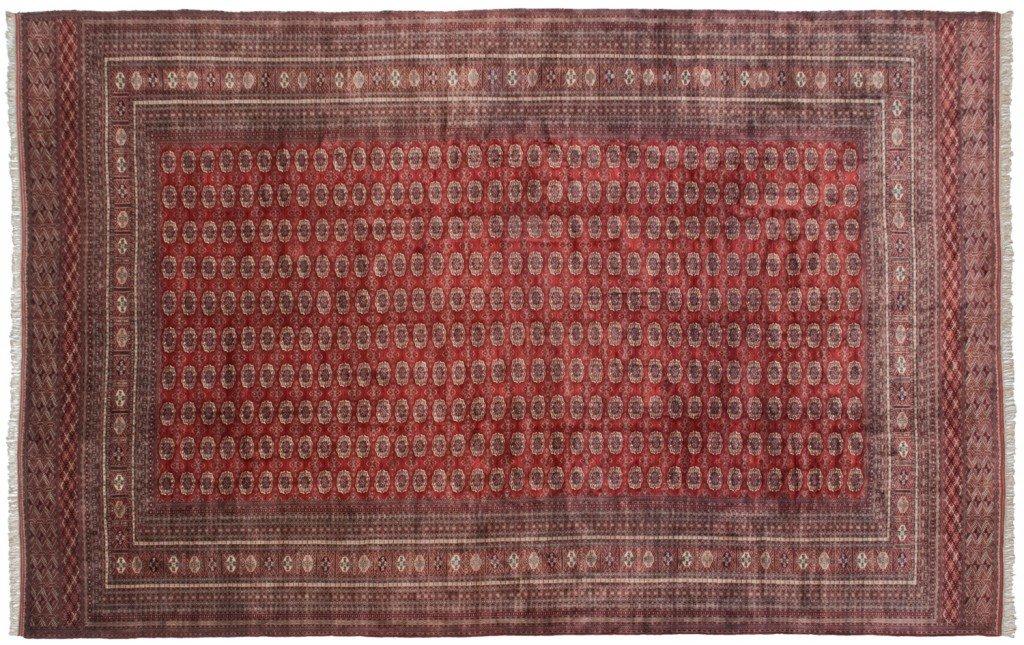 16×25 Fine Bokhara Rug
