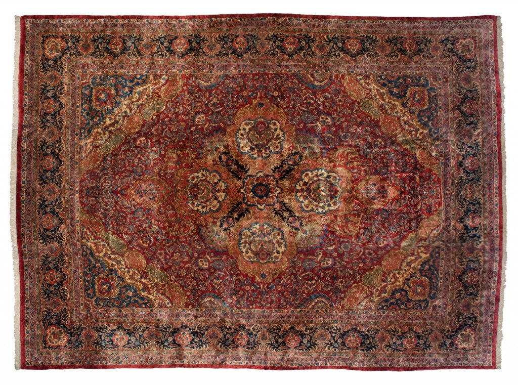 14x19 Kerman Mansion Size Rug