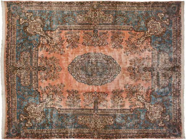 Choosing an oriental rug by color dilmaghani for Choosing a rug color