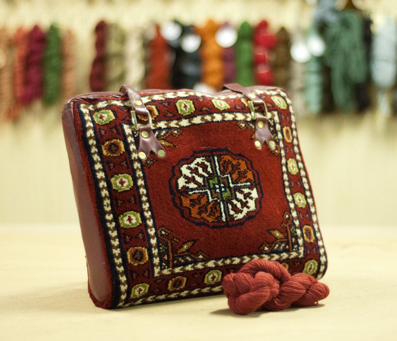 Bokhara Carpet Bag