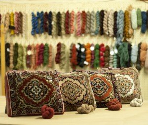 Tabriz Carpet Bags