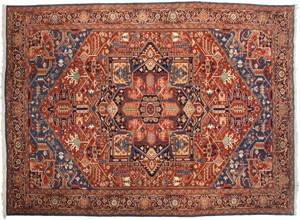 11×15 Persian Bakshaish Rug