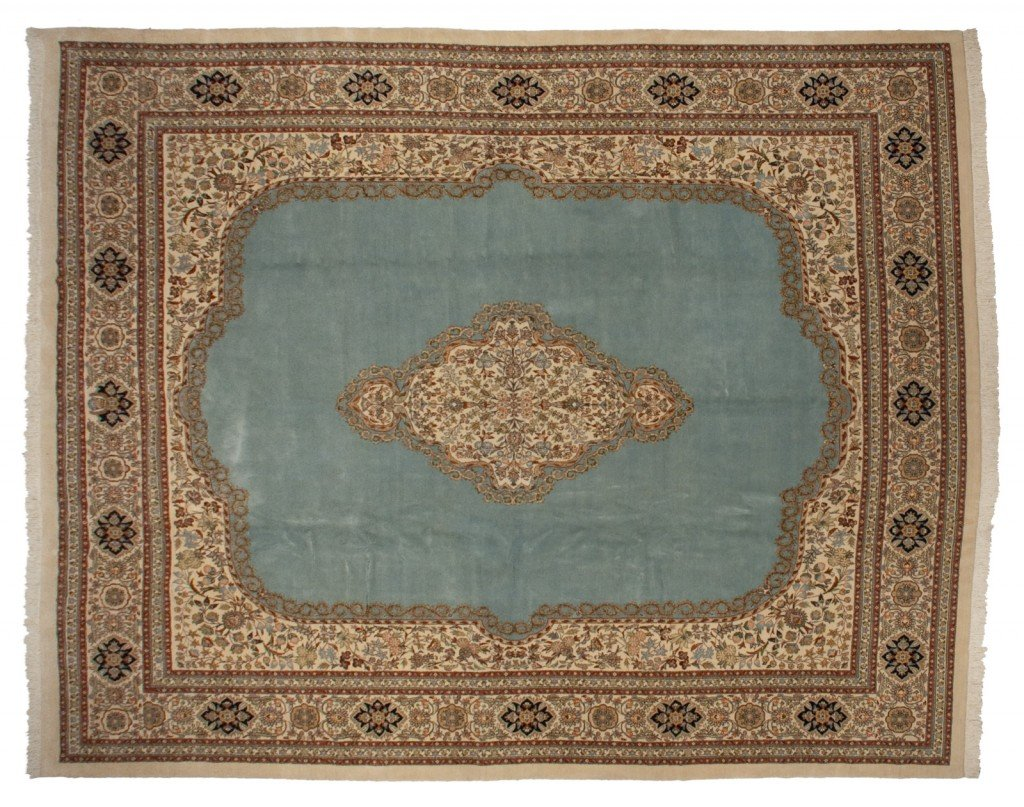 13×17 PERSIAN CYRUS CROWN® TABRIZ RUG