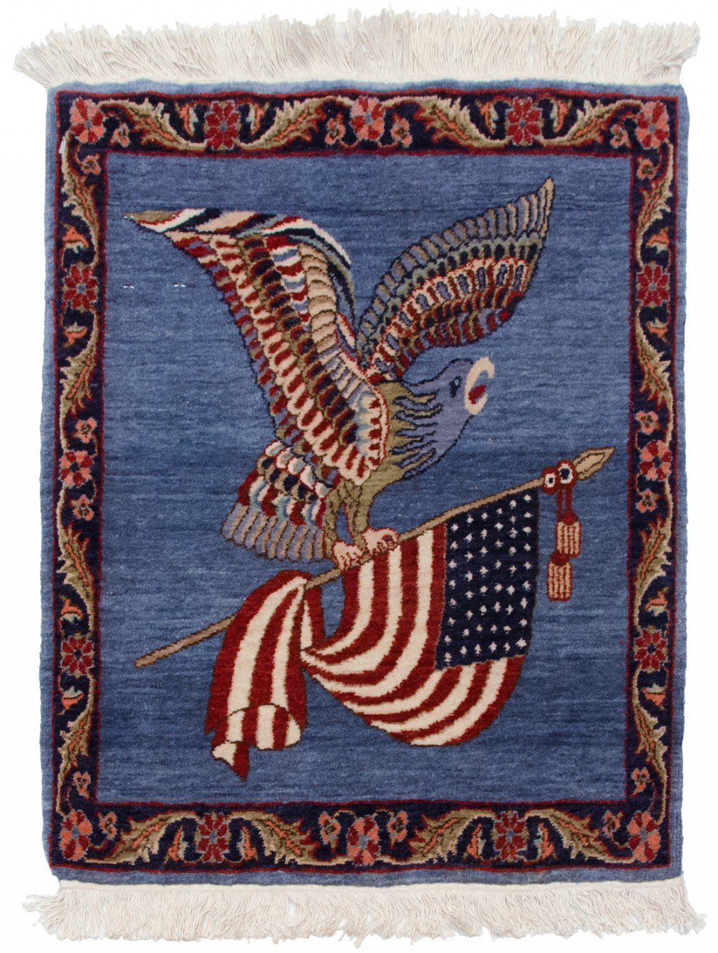 Flag Rug from Dilmaghani