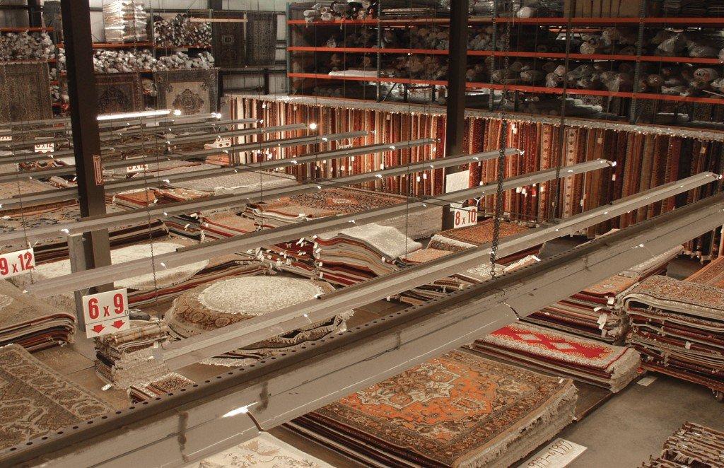 Rug At Flyingcarpets Warehouse