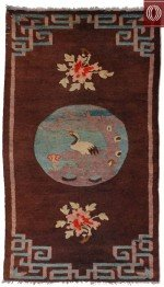 Antique Chinese Rug 021391