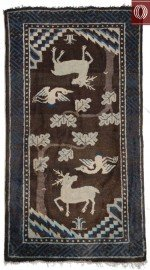 Antique Chinese Rug 021398