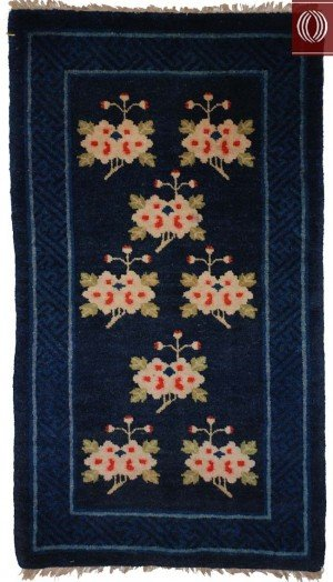 Antique Chinese Rug 021362