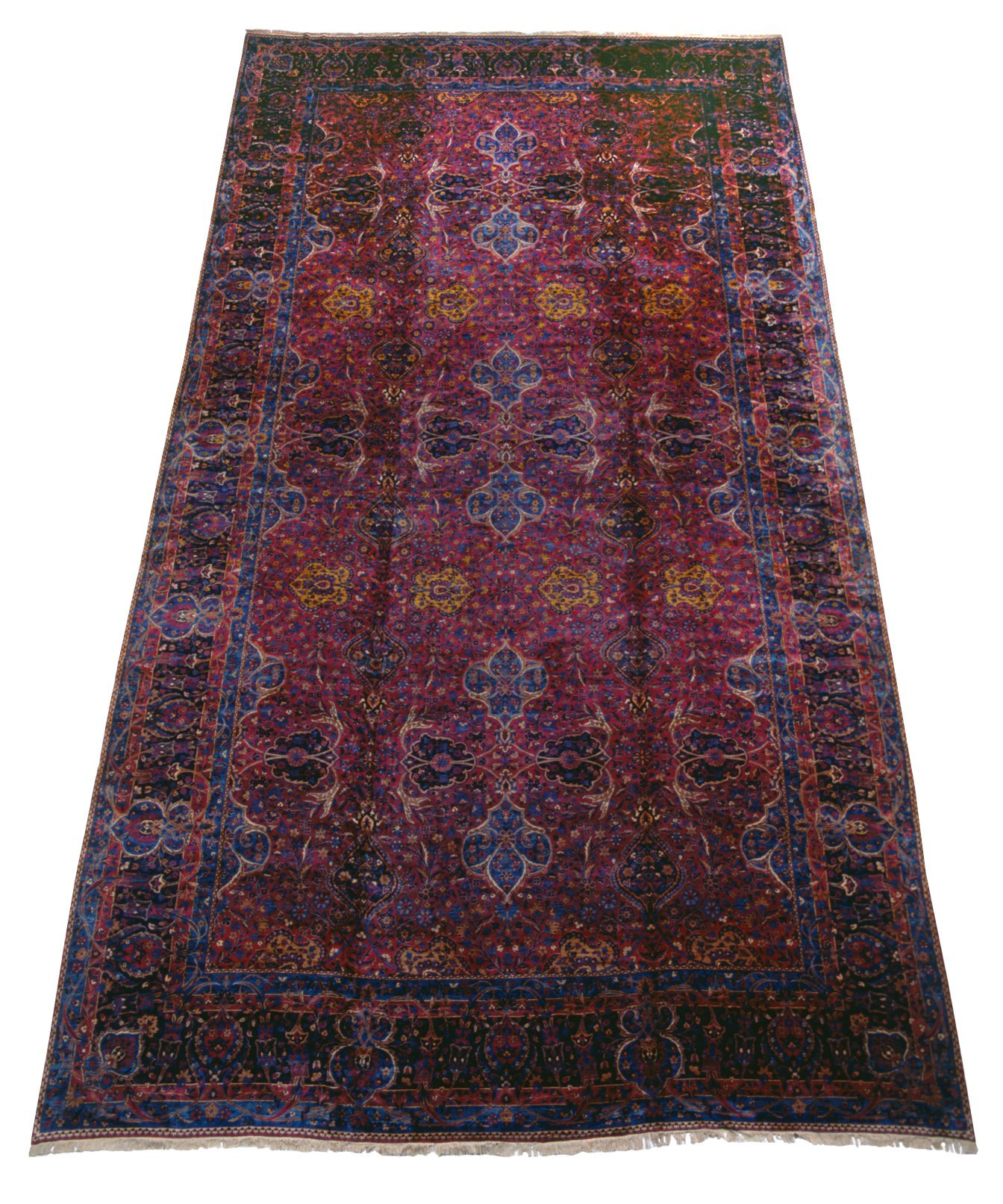 16' x 29' Large Oversized Persian Kerman