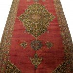 19' x 43' Large Oversized Antique Palace Rug