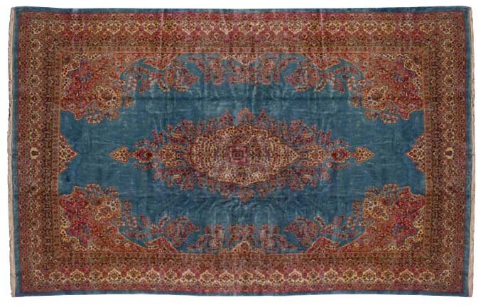 14' x 21' Large Oversized Persian Kerman
