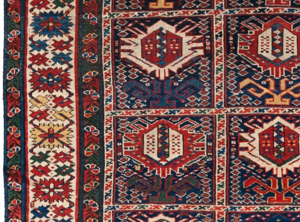 Caucasian Collectable Rug 4×6
