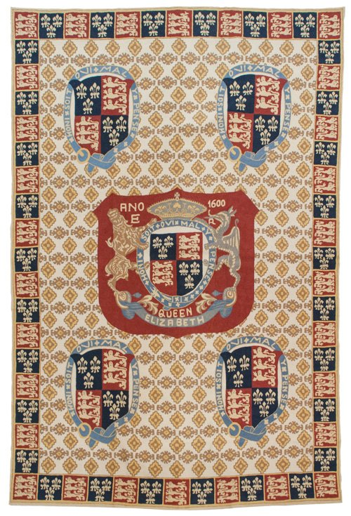 6x9 Vintage Chain Stitch Rug - Sale Price $269 - Original Price $1345