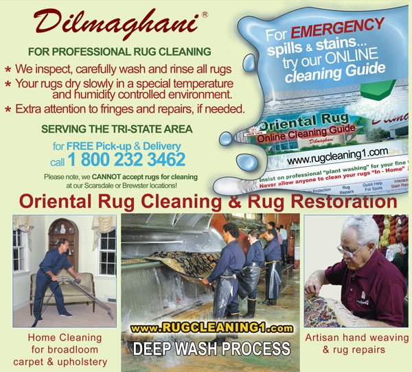 Dilmaghani's Cleaning Department