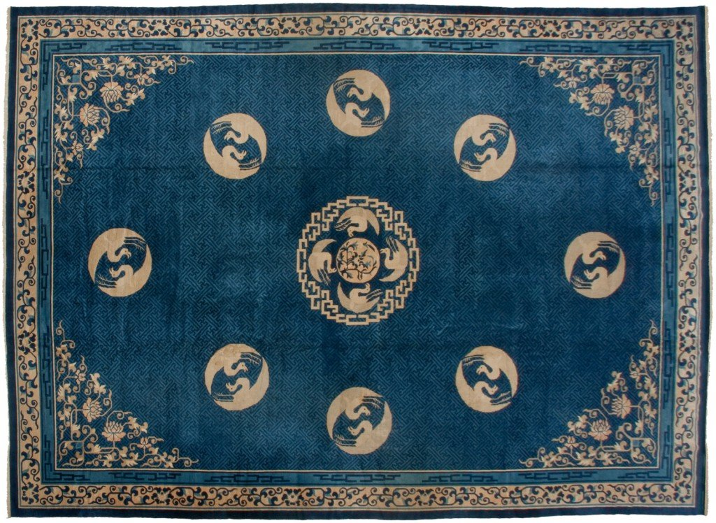 14×19 Antique Peking Rug