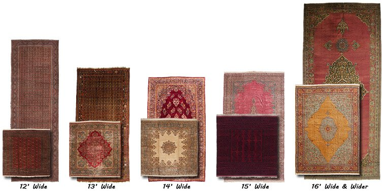 large rug sizes dilmaghani