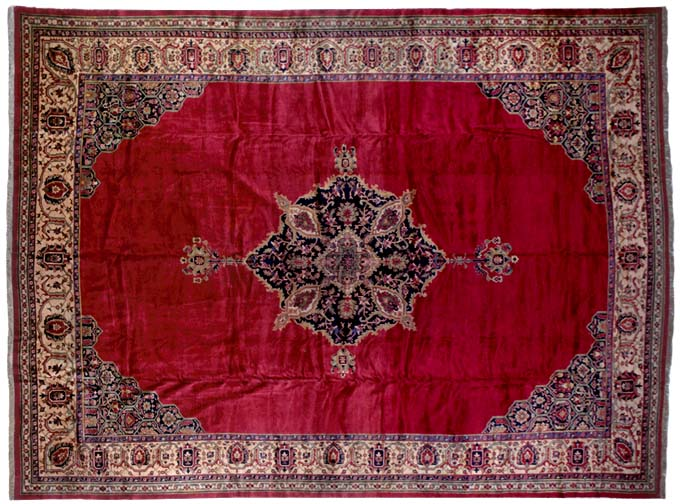 15 X 19 Large Oversized Turkish Carpet