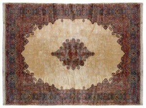 14' x 23' Large Oversized Persian Kerman