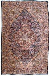 17' x 27' Large Oversized Persian Kerman