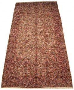 11' x 23' Large Oversized Persian Kerman