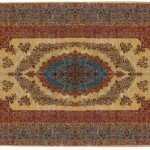 14' x 21' Large Persian Kerman Carpet
