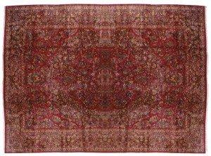 14' x 24' Large oversized Persian Sarouk Carpet