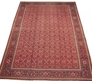 15' x 22' Large Tabriz Rug Carpet Oversized