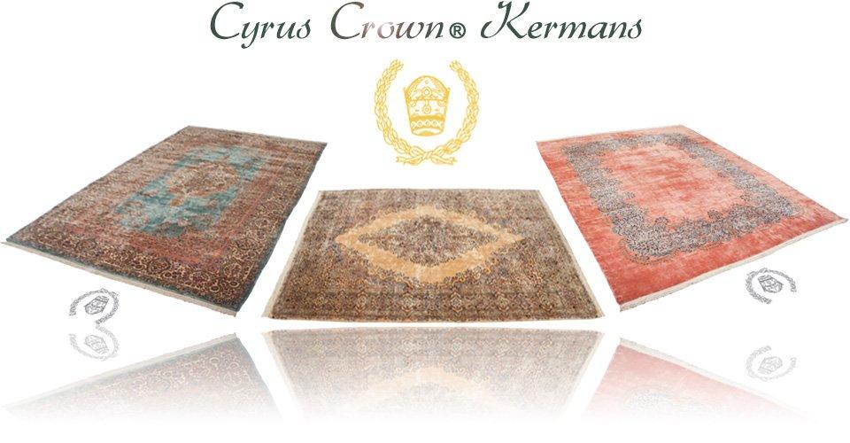 CyrusCrown.com website
