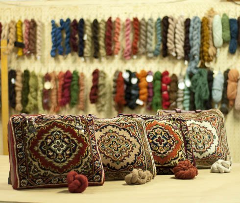 Carpet Bags, Vintage Purses