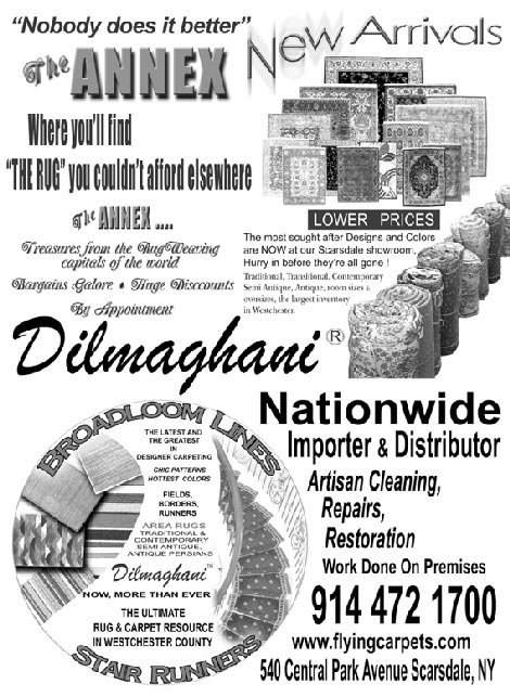 Scarsdale Inquirer Advertisement