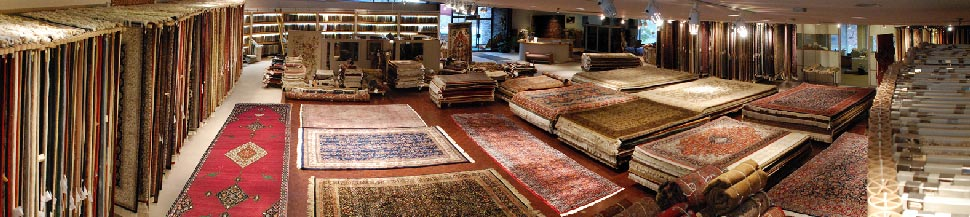 Rugs and Carpets Sales Showroom