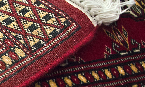 Hand-knotted Oriental Rugs