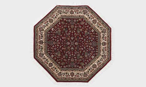 Octagon Shape Rugs
