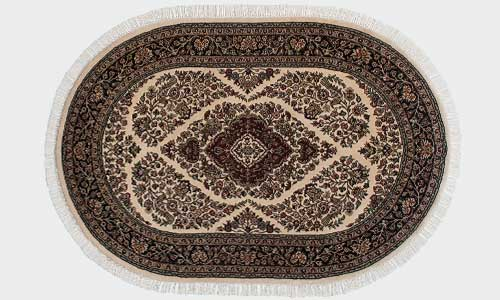 Oval Shape Rugs