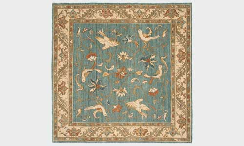 Square Shape Rugs